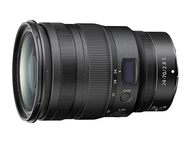 ニコン Nikon NIKKOR Z 24-70mm f/2.8 S