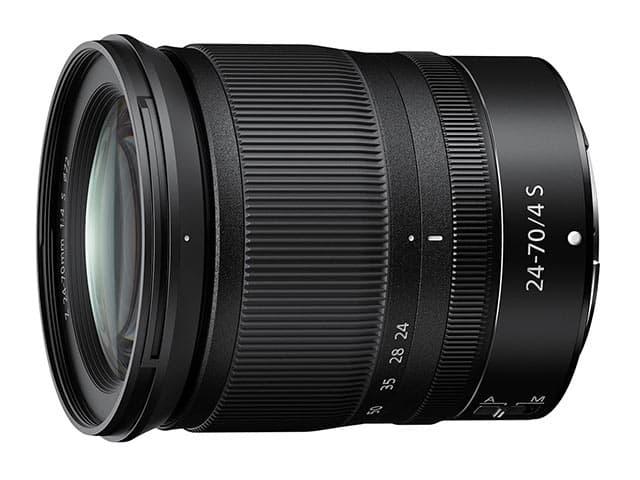 ニコン Nikon NIKKOR Z 24-70mm f/4 S