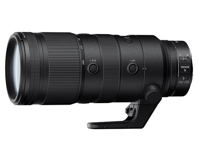 ニコン Nikon NIKKOR Z 70-200mm f/2.8 VR S