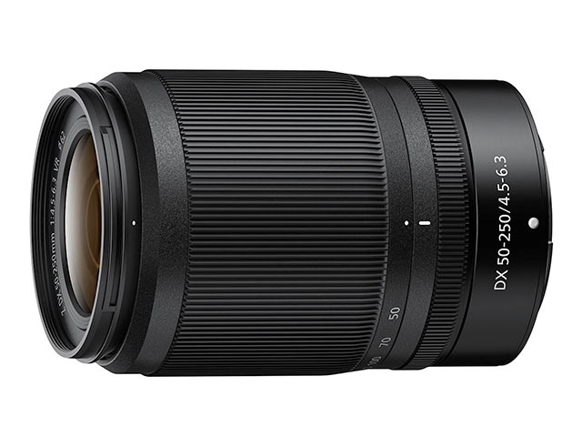 ニコン Nikon NIKKOR Z DX 50-250mm f/4.5-6.3 VR