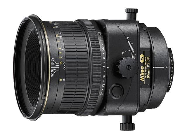 ニコン Nikon シフトレンズ PC-E Micro NIKKOR 85mm f/2.8D