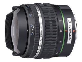 ペンタックス PENTAX DA FISH-EYE 10-17mmF3.5-4.5ED[IF]
