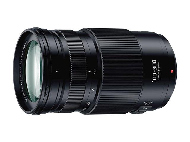 パナソニック LUMIX G VARIO 100-300mm/F4.0-5.6II POWER O.I.S. H-FSA100300