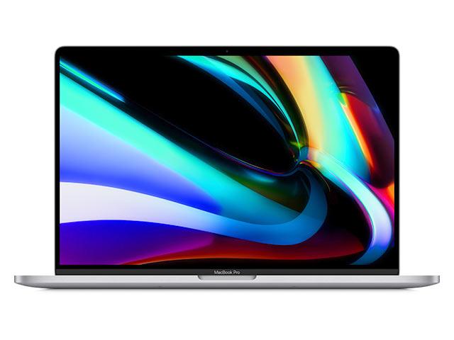 MacBook Pro 2300 MVVK2J/A (16インチ)Retina 10.15 スペースグレイ