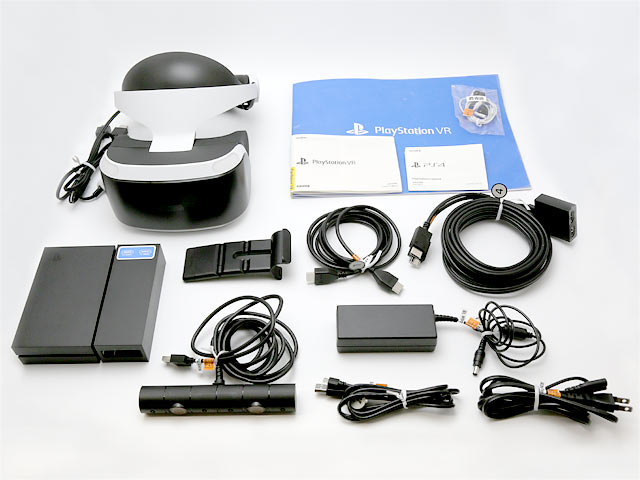 PlayStation VR 付属品