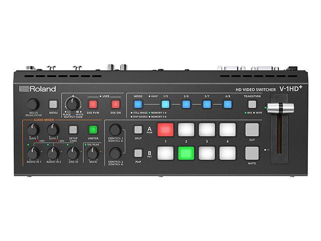 Roland HDビデオスイッチャー V-1HD+