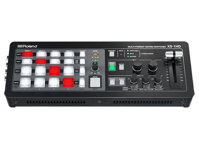 ローランド マトリックス・スイッチャー XS-1HD
