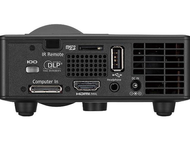 小型短焦点プロジェクター RICOH PJ WXC1110