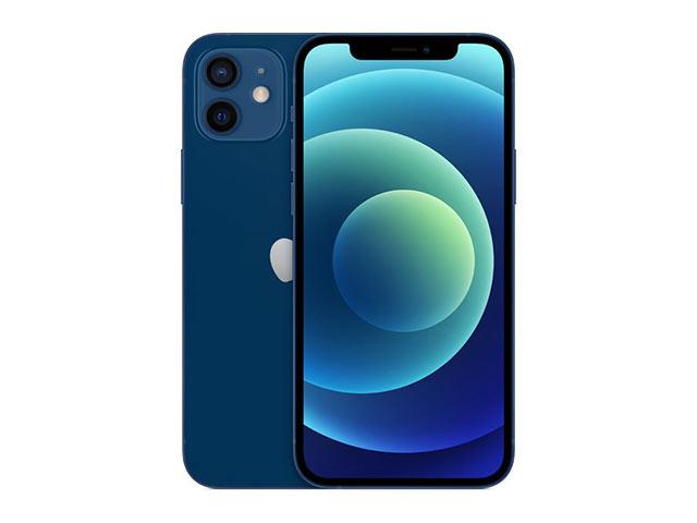 iPhone 12 SIMフリー ブルー MGHR3J/A