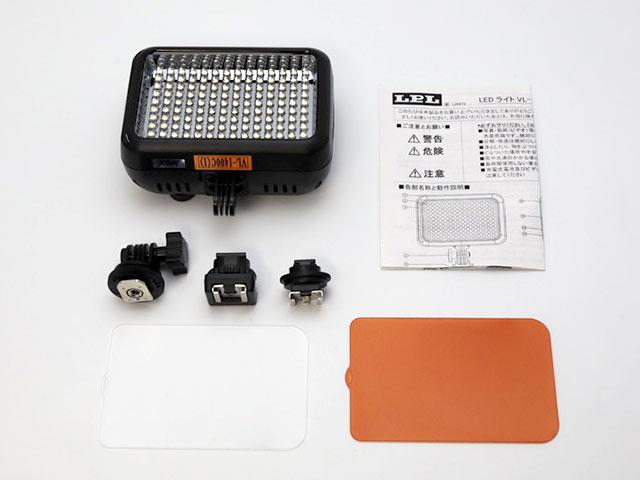 VL-1400C 付属品