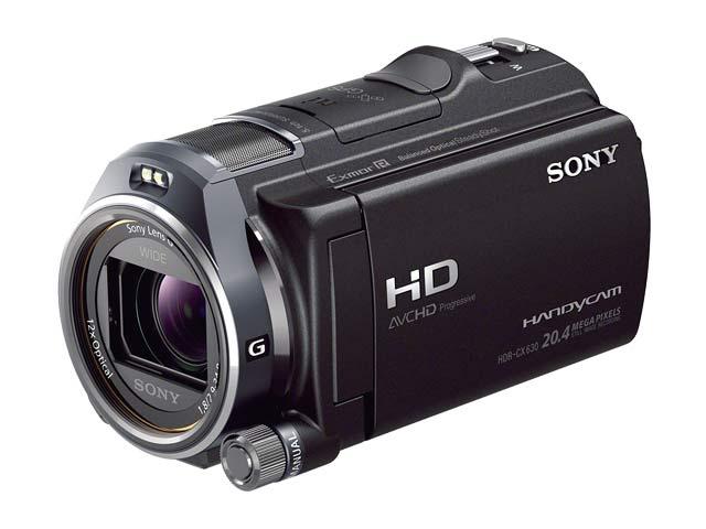 ソニー HDR-CX550V