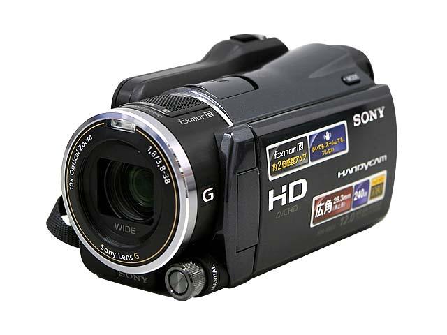ソニー HDR-XR550V