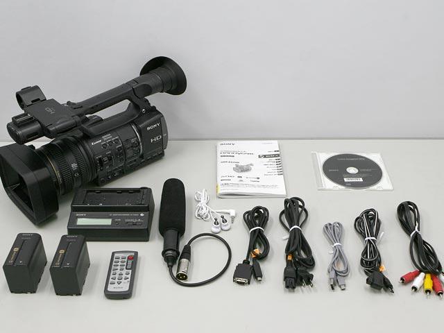 HDビデオカムコーダー