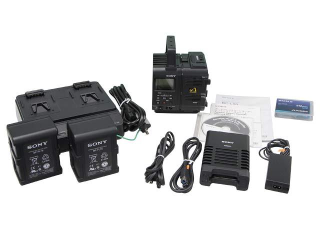 HXR-IFR5 + AXS-R5 付属品