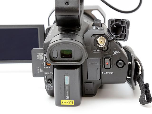 ソニー PXW-Z90