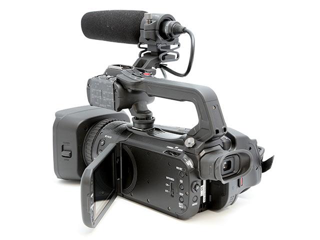 業務用デジタルビデオカメラ