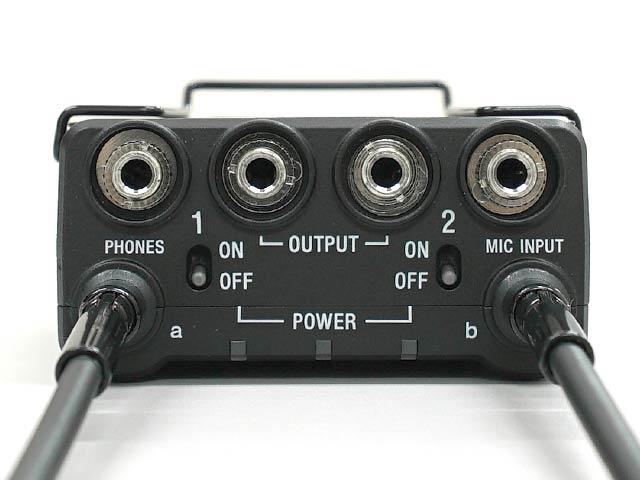 URX-P03D 接続部