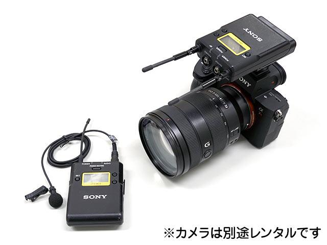 UWP-D11 SMAD-P3 装着例