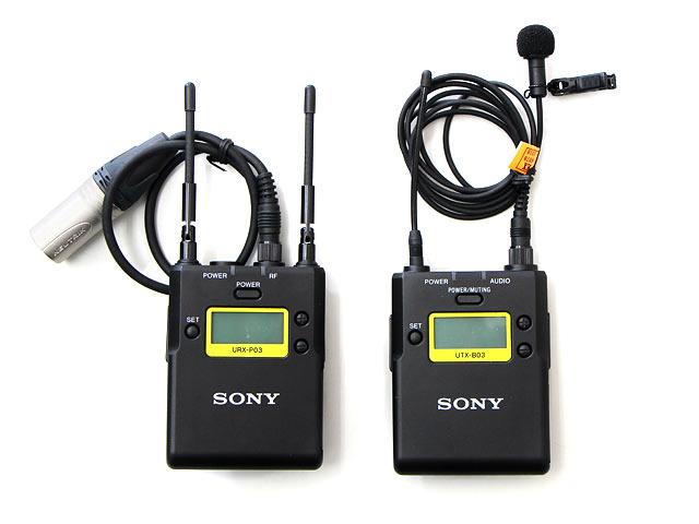 ワイヤレスマイク UWP-D11