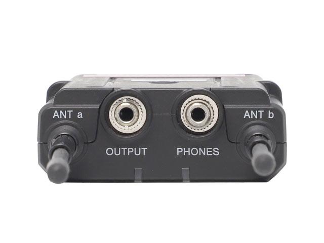ワイヤレスハンドマイク ソニー UWP-D12 接続部