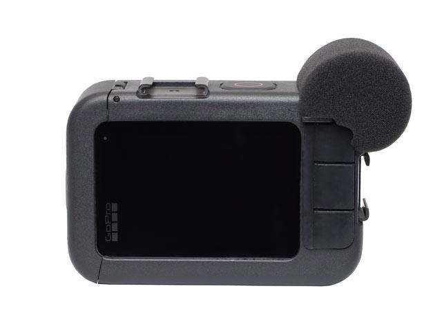 メディアモジュラー ADFMD-001 装着時背面